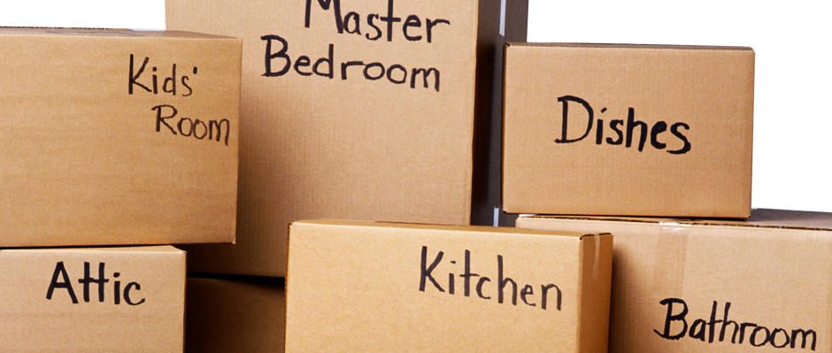 Packing Box - Removalists Surrey Hills