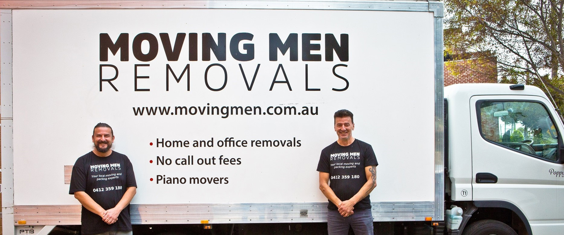 Moving Men Removals With 2 Men