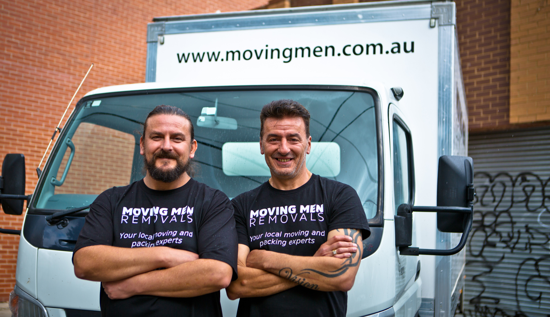 2 Men And A Van